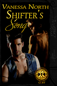 Shifter's Song by Vanessa North