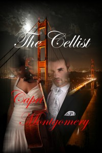 The cellist front cover