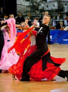 dancing modern