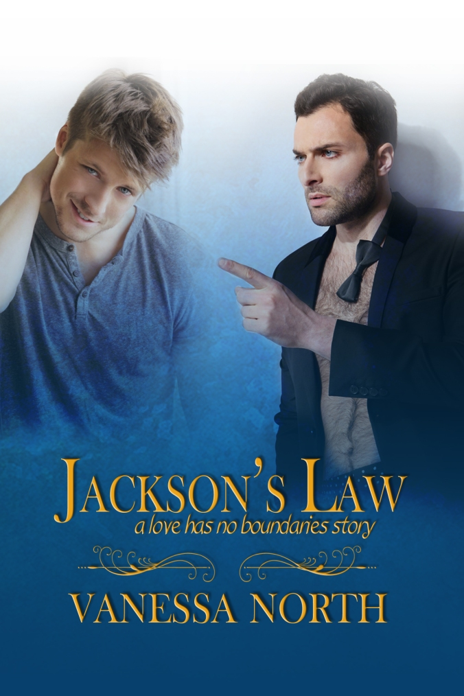 Jackson's Law Cover