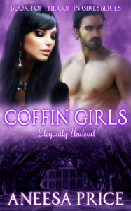 Coffin Girls New Final Cover for kindle