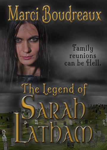 SARAH LATHAM COVER