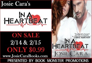 IN A HEARTBEAT Promo Button