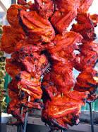 Chicken Tandoori - photo courtesy Wikipedia