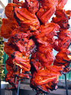 Chicken Tandoori - photo courtesy Wikipedia