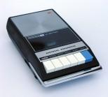 1980s cassette player