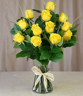 YellowRoseBouquet