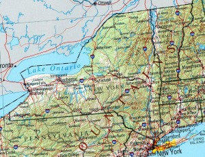 new_york_state map