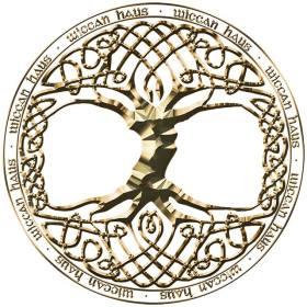Wiccan Haus Logo Decadent 3