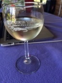 Caddo Lake_Uncertain Wine Glass