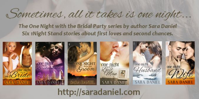 Sara Daniel One Night banner