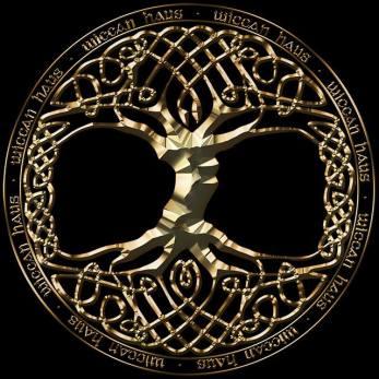Wiccan Haus Logo Decadent 2
