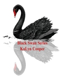 Black Swan Logo left facing w words copy