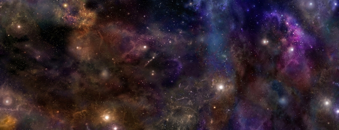 Deep Space Banner