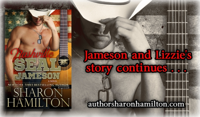 Jameson and Lizzie's story continues