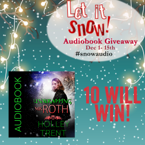 snow audio promo Unwrapping Mr. Roth