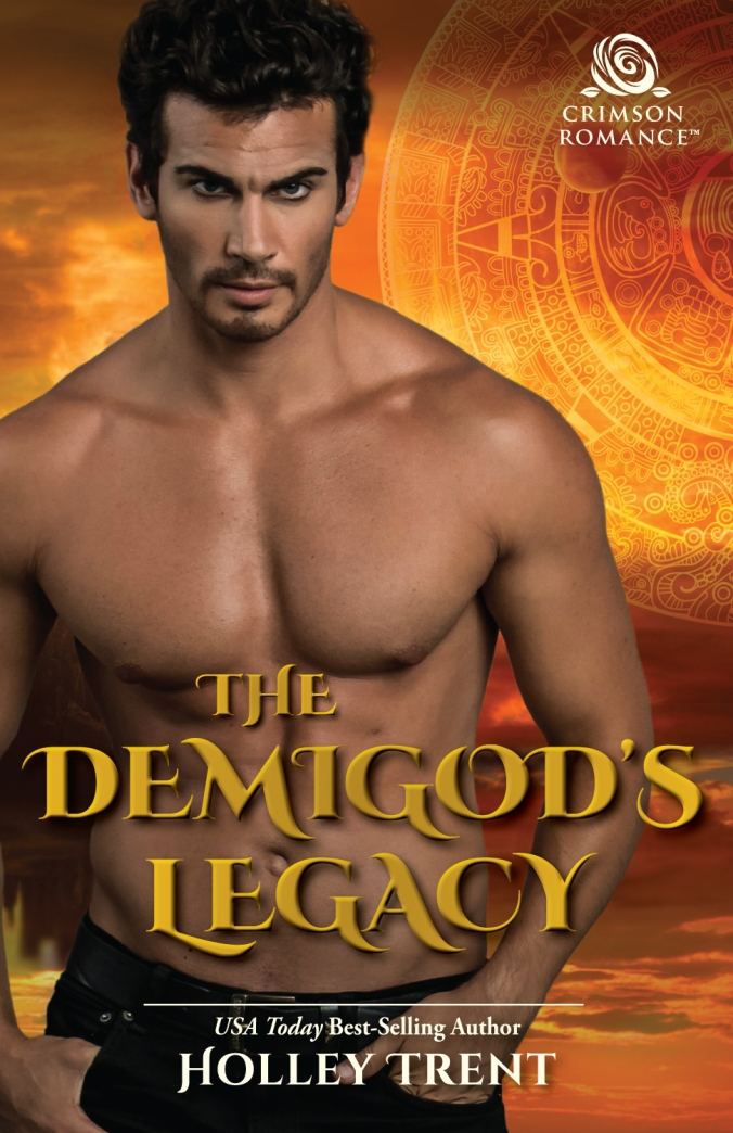 The Demigod's Legacy by Holley Trent