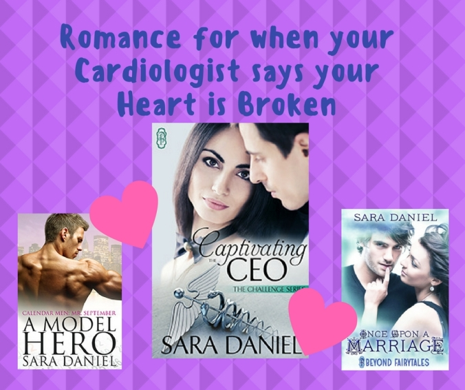 Cardiologist romance banner