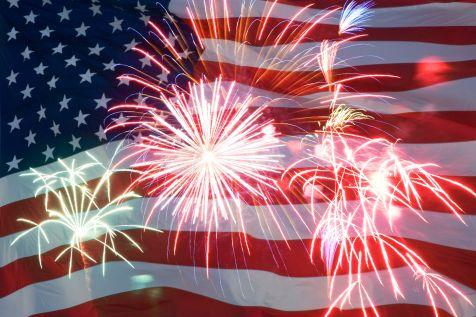 flag-firework