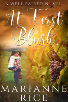 At First Blush - Marianne Rice