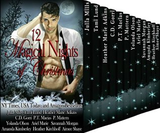 12 Magical Nights Antho Cover