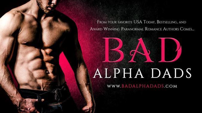 Bad Alpha Dads Social Media Logo Pic