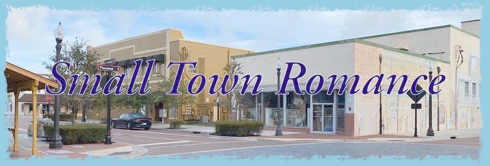small town romance promo header